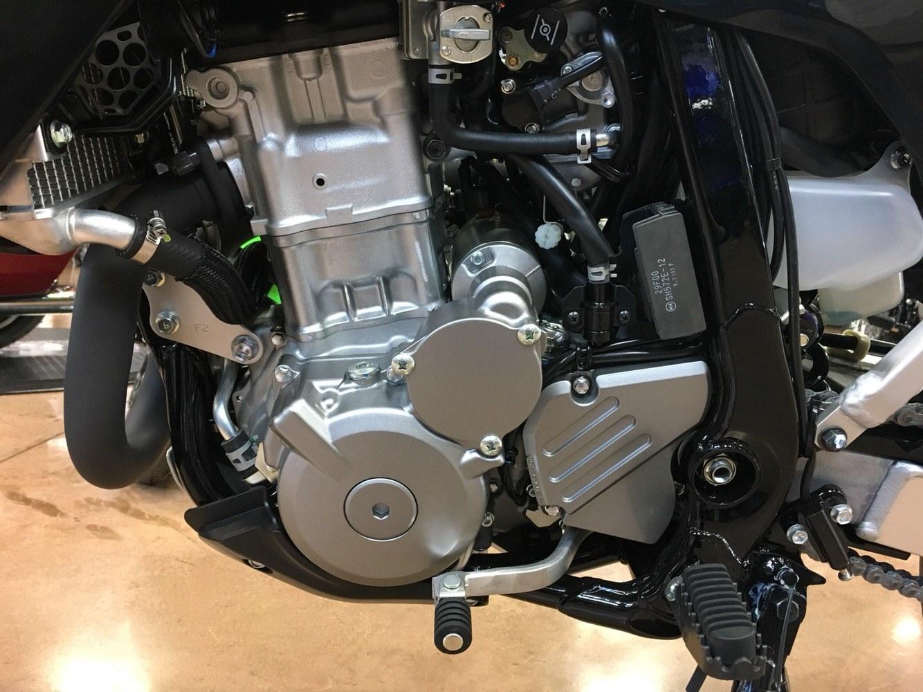 2018 Suzuki DR-Z400SM