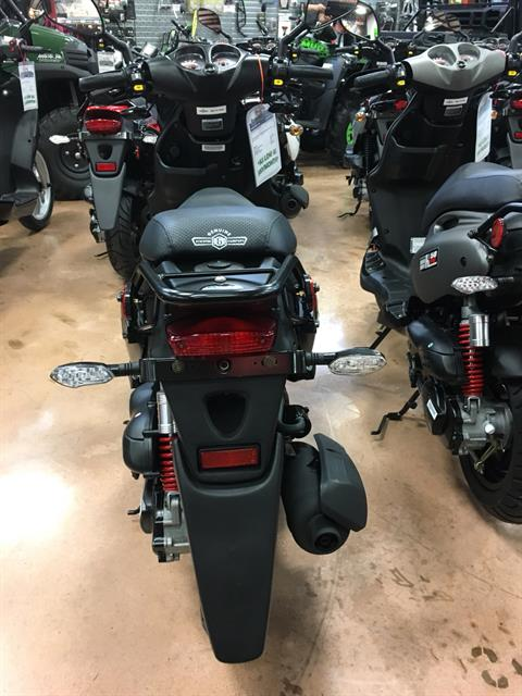 2019 Genuine Scooters Roughhouse 50 Sport in Evansville, Indiana - Photo 8