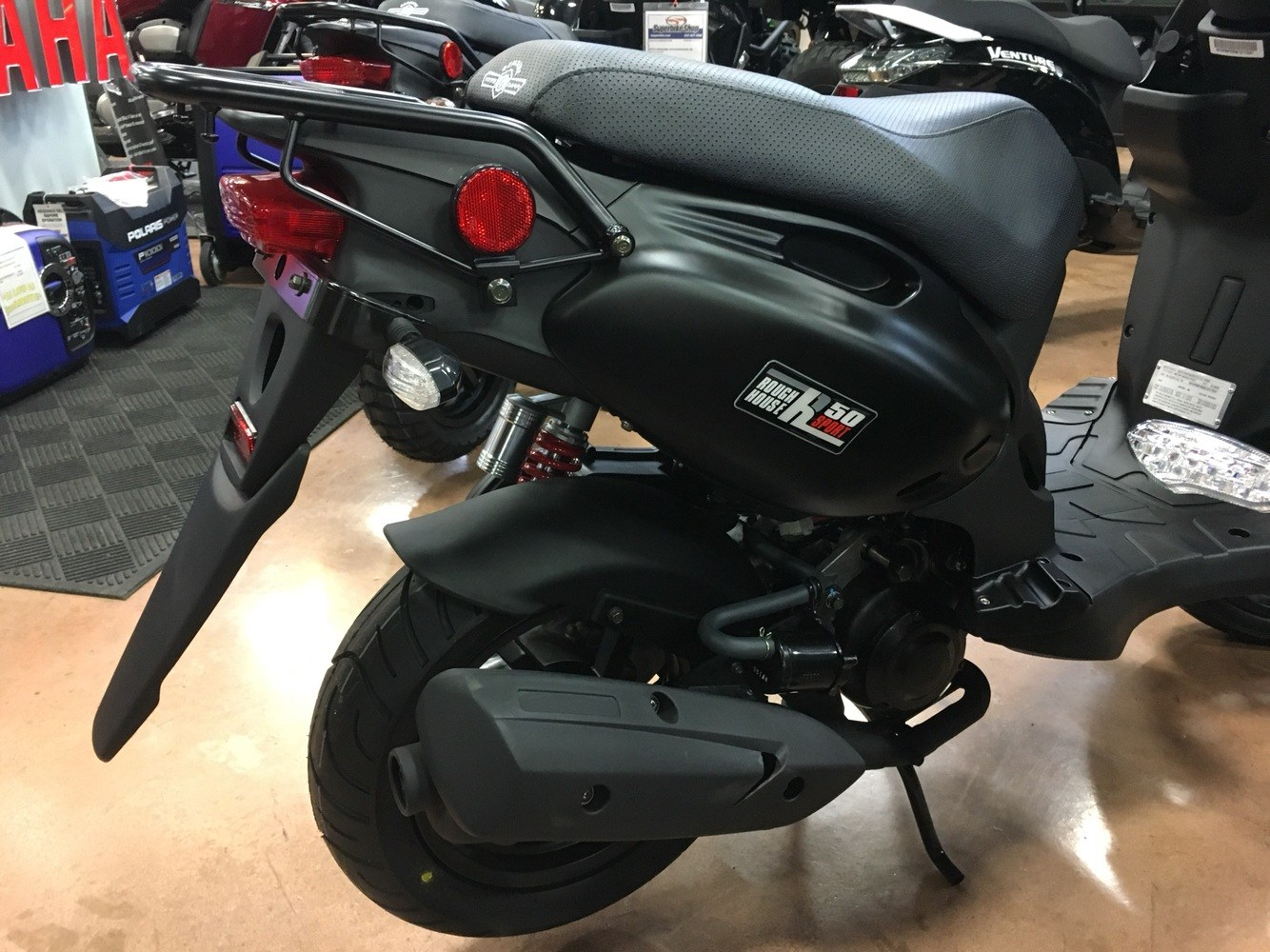 2019 Genuine Scooters Roughhouse 50 Sport in Evansville, Indiana - Photo 23