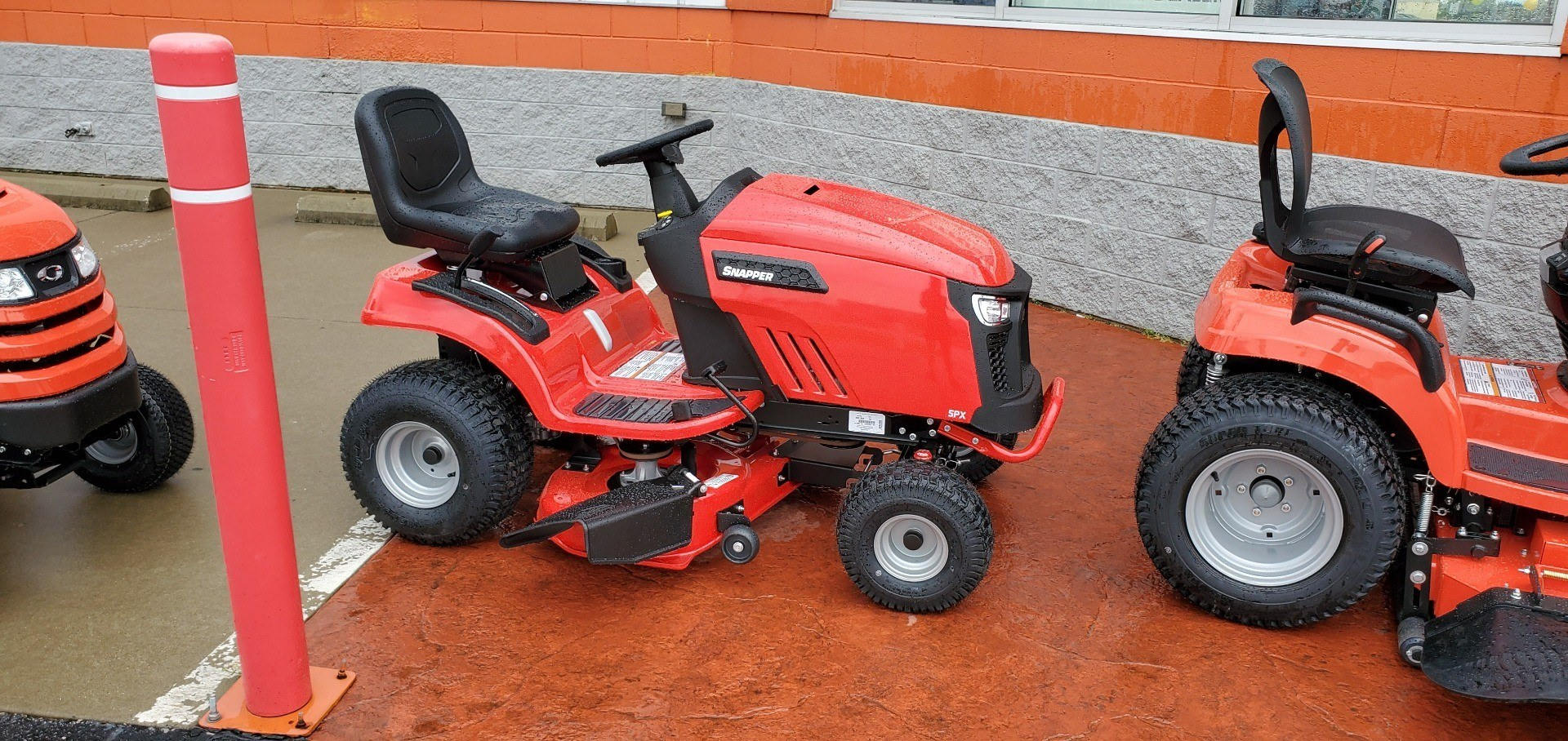 2019 Snapper SPX Series 23/42 Zero Turn Mower in Evansville, Indiana - Photo 1