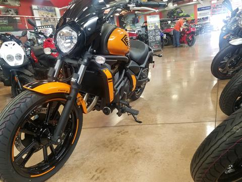 2019 Kawasaki Vulcan S ABS Café in Evansville, Indiana - Photo 3