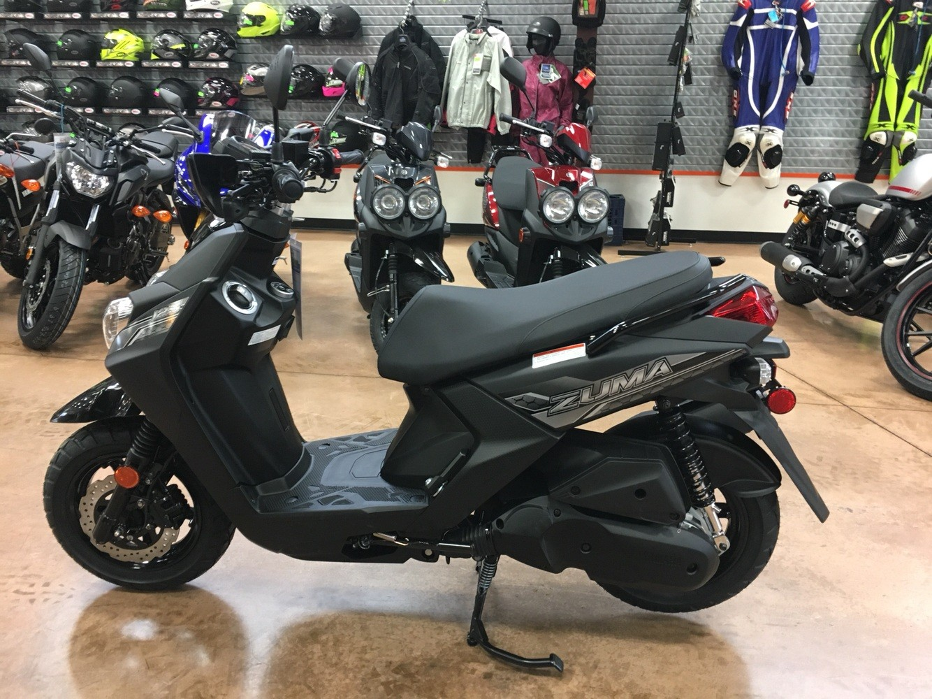 2019 Yamaha Zuma 125 5