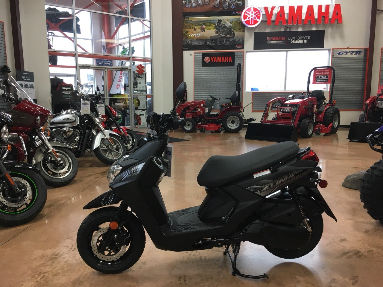 2019 Yamaha Zuma 125 2