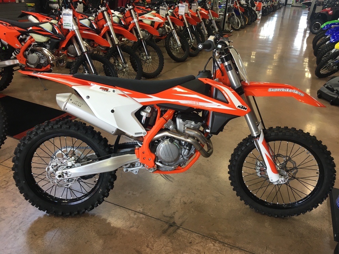 2018 KTM 350 SX-F for sale 6152