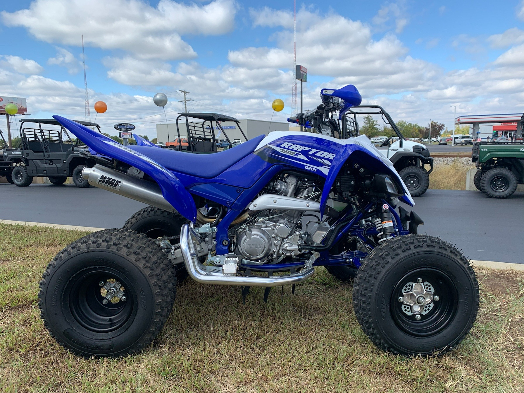 2018 Yamaha Raptor 700R for sale 209328