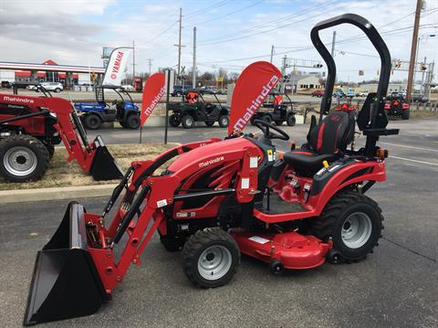2019 Mahindra eMax 20S HST in Evansville, Indiana