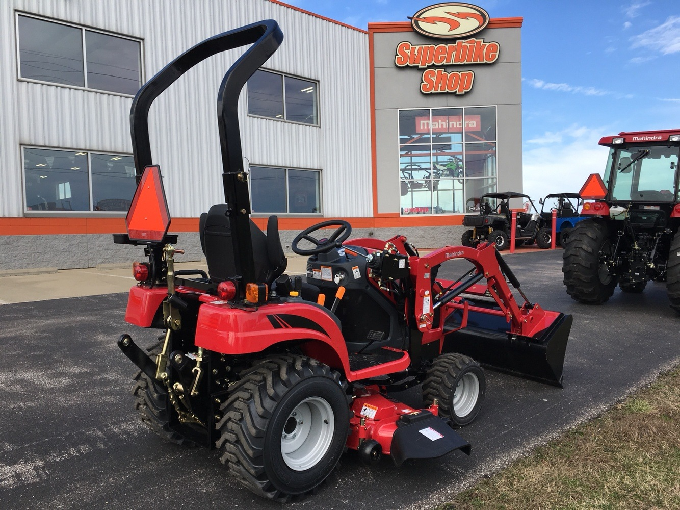 2019 Mahindra eMax 20S HST in Evansville, Indiana - Photo 2