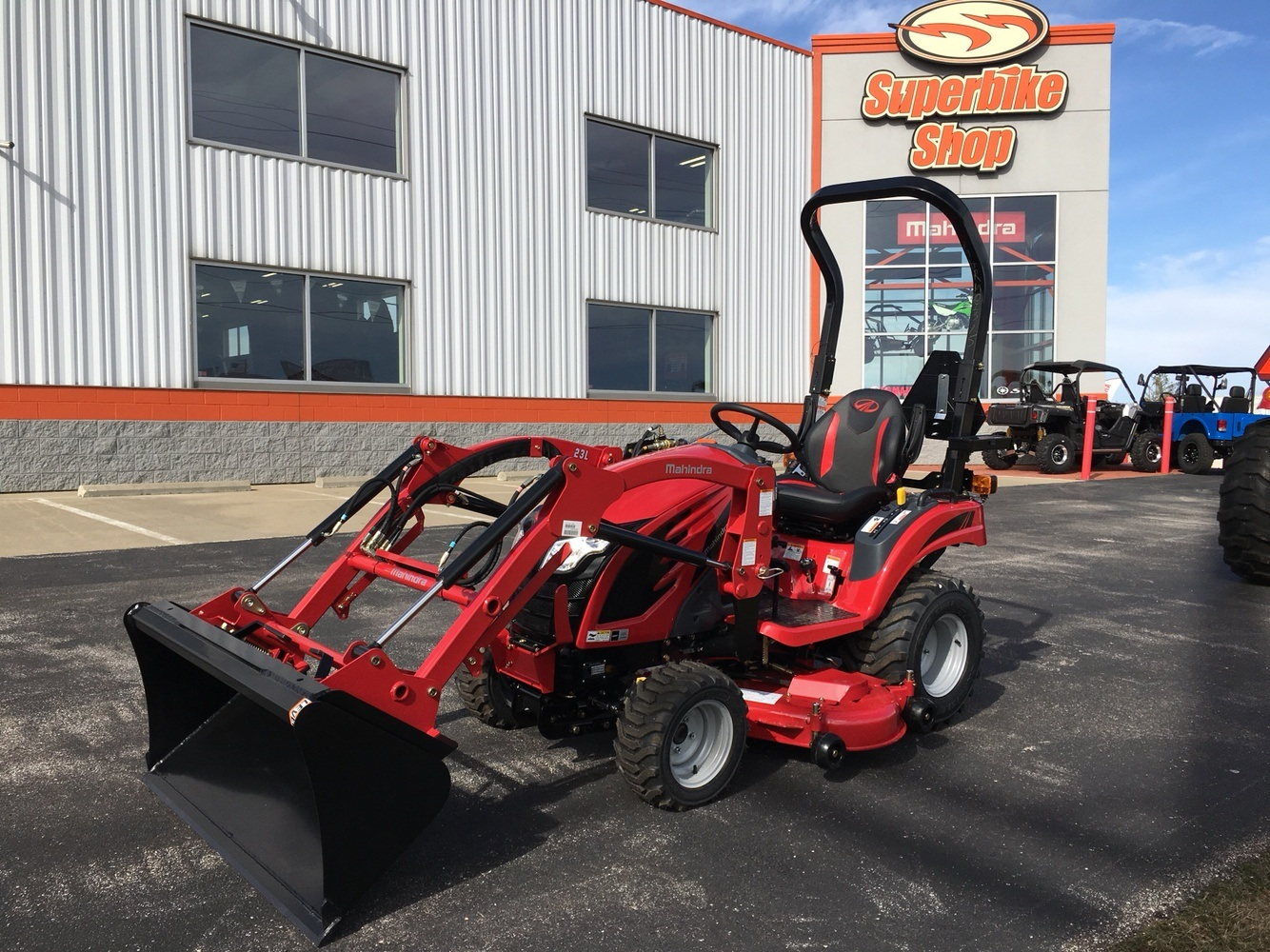 2019 Mahindra eMax 20S HST in Evansville, Indiana - Photo 1