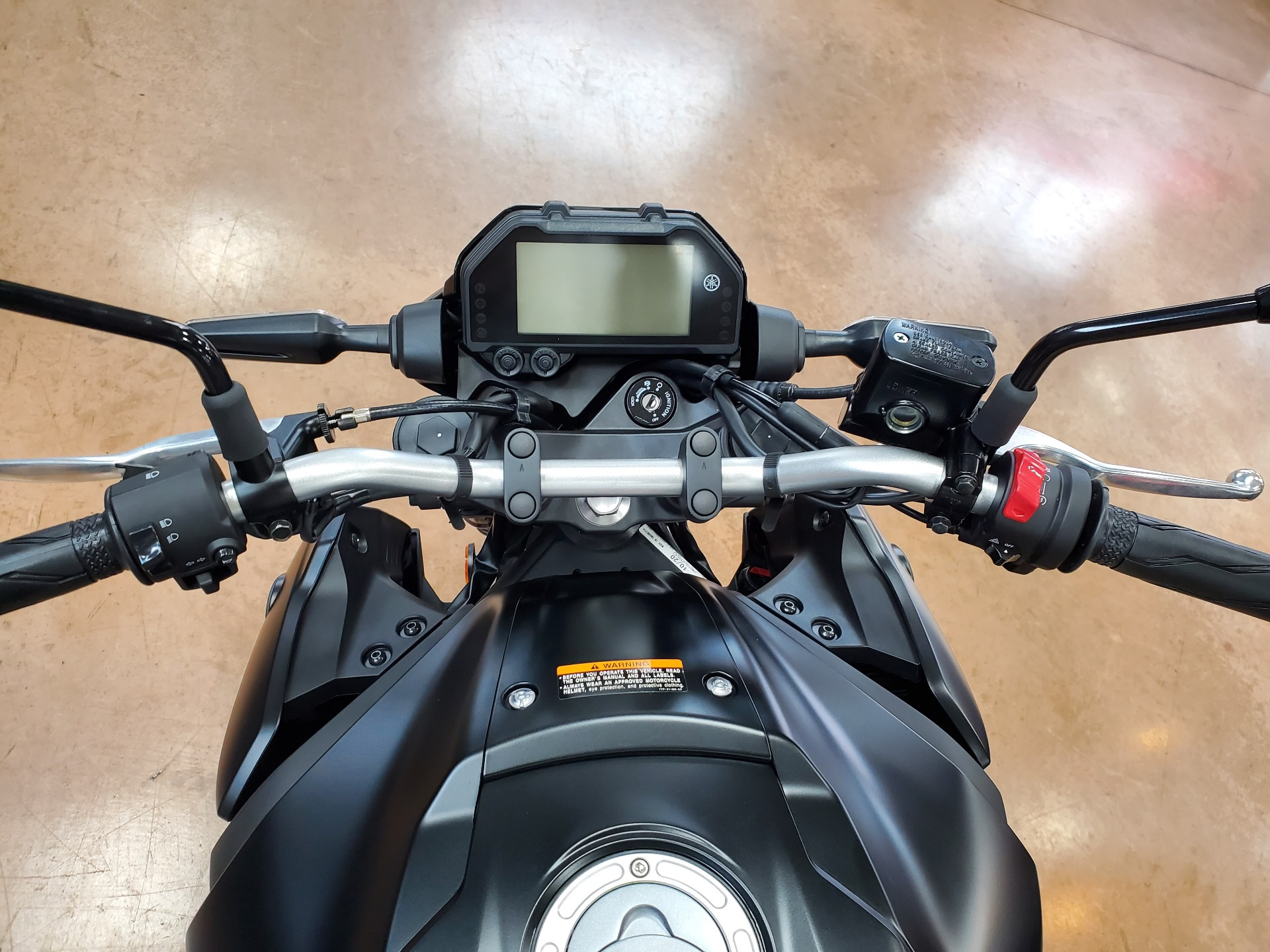 2021 Yamaha MT-03 in Evansville, Indiana - Photo 7