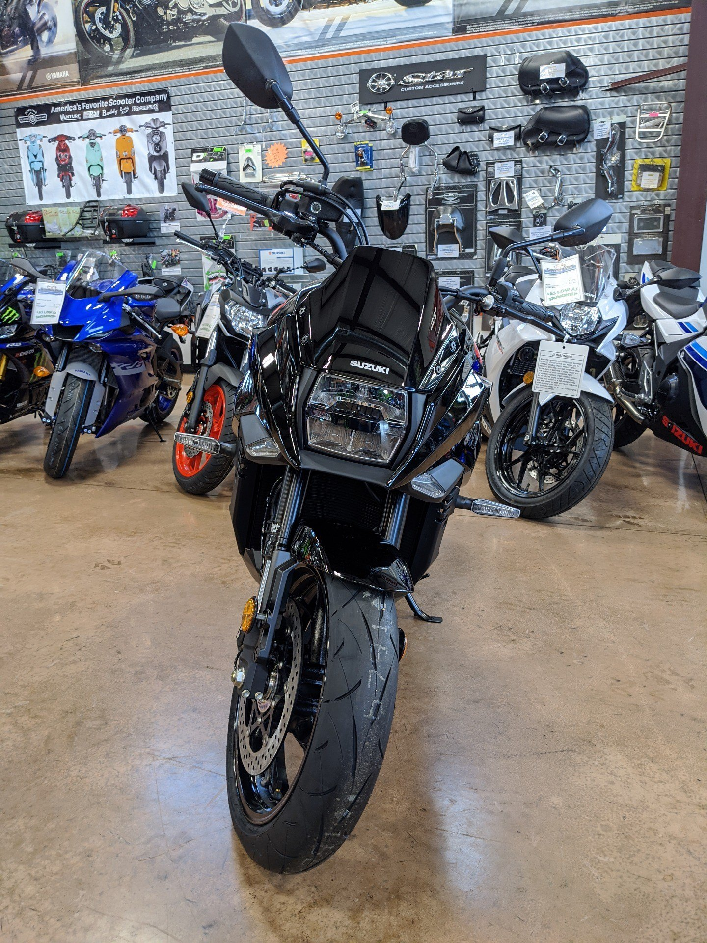 2020 Suzuki Katana in Evansville, Indiana - Photo 3
