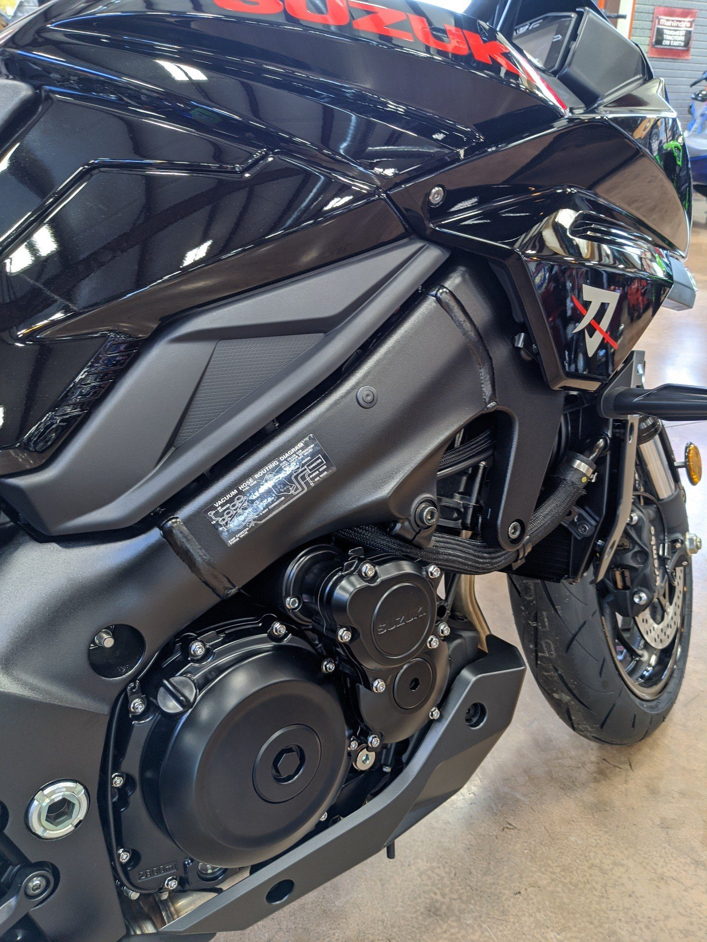 2020 Suzuki Katana in Evansville, Indiana - Photo 8