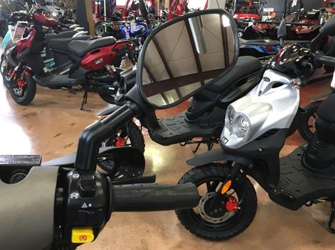 2019 Genuine Scooters Roughhouse 50 Sport in Evansville, Indiana - Photo 11