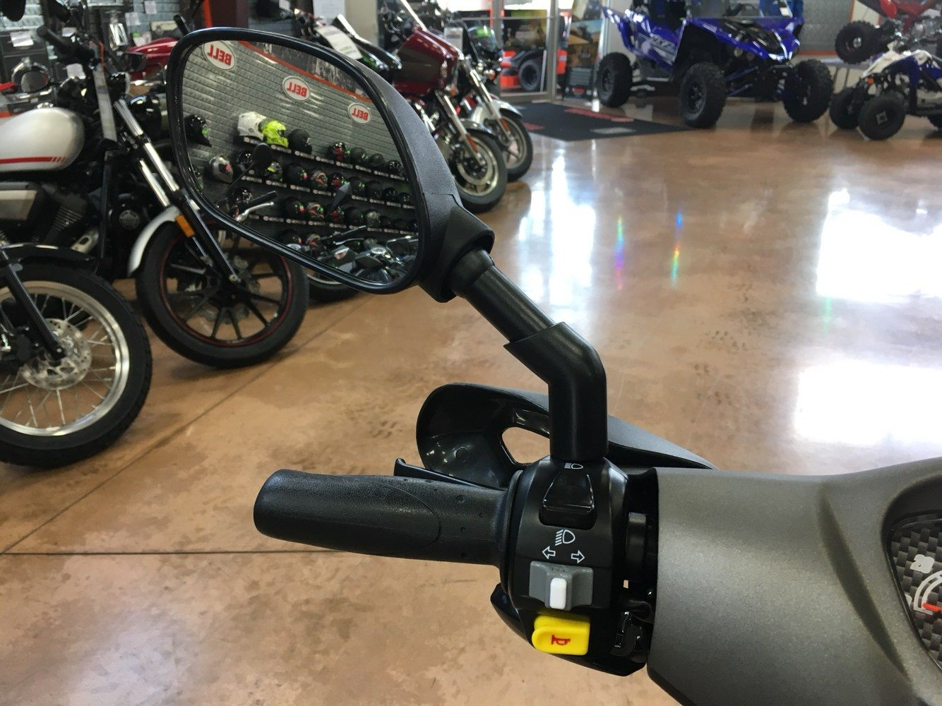2019 Genuine Scooters Roughhouse 50 Sport in Evansville, Indiana - Photo 12