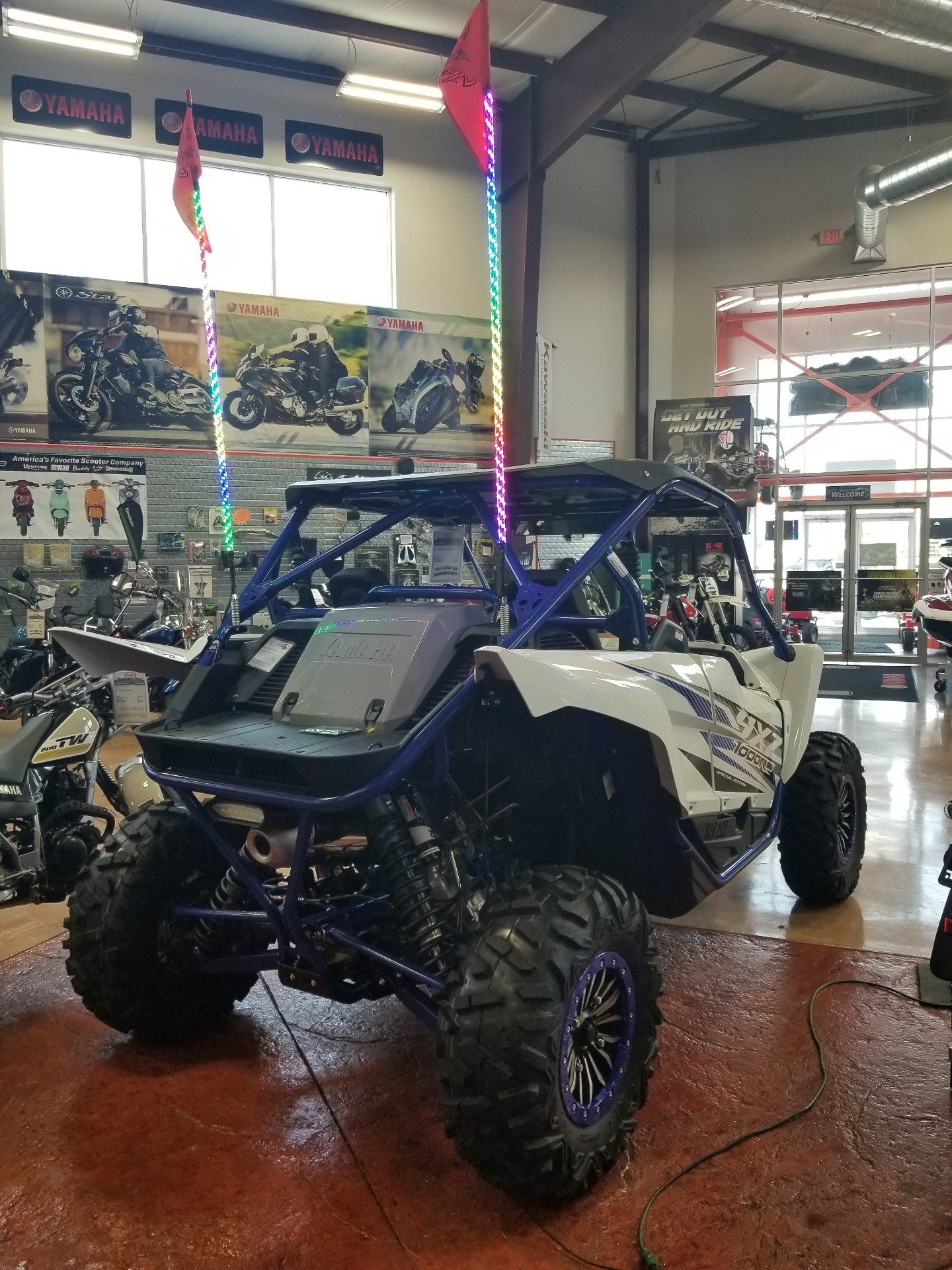 2019 Yamaha YXZ1000R SS SE in Evansville, Indiana - Photo 4