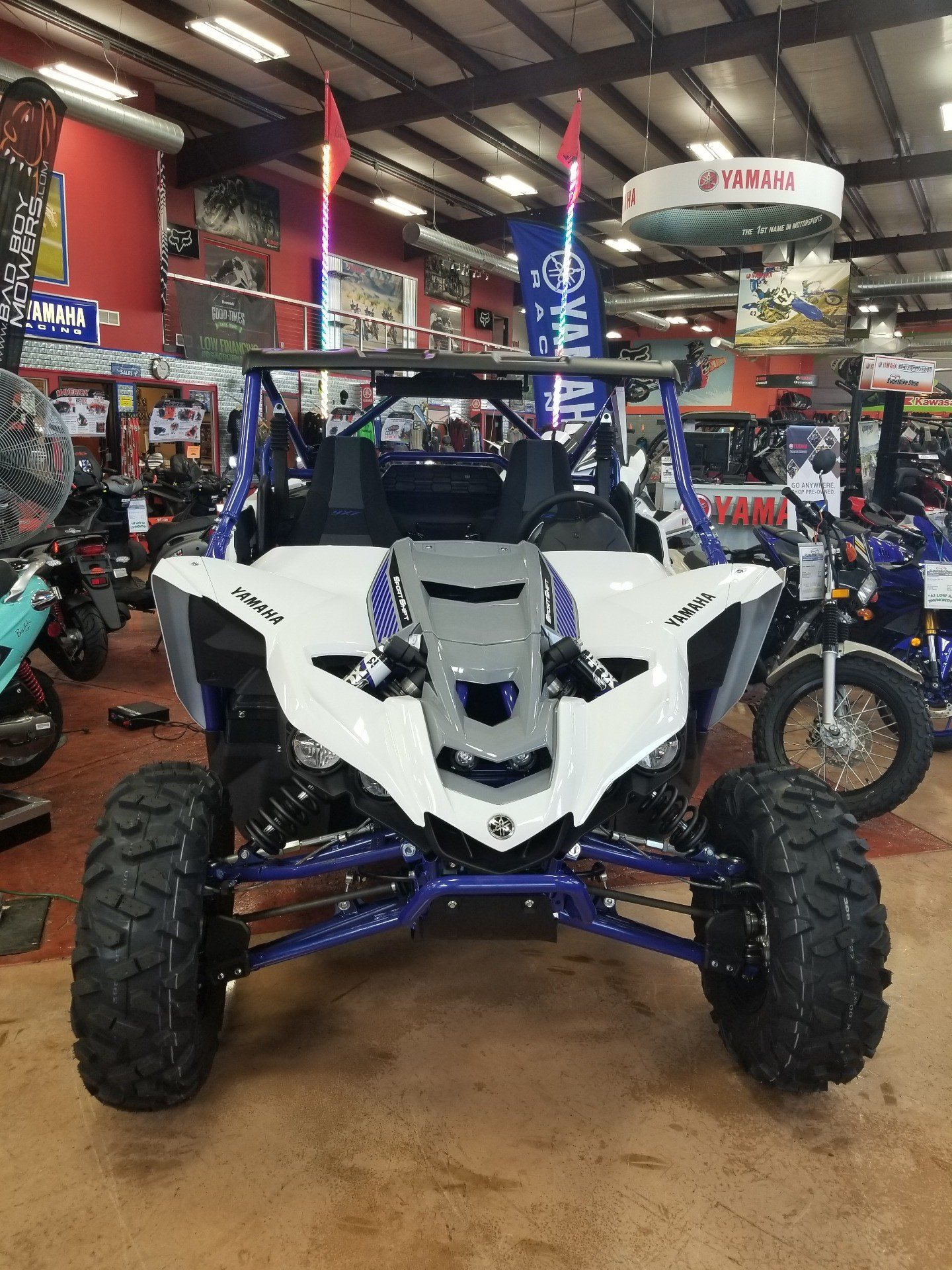 2019 Yamaha YXZ1000R SS SE in Evansville, Indiana - Photo 3