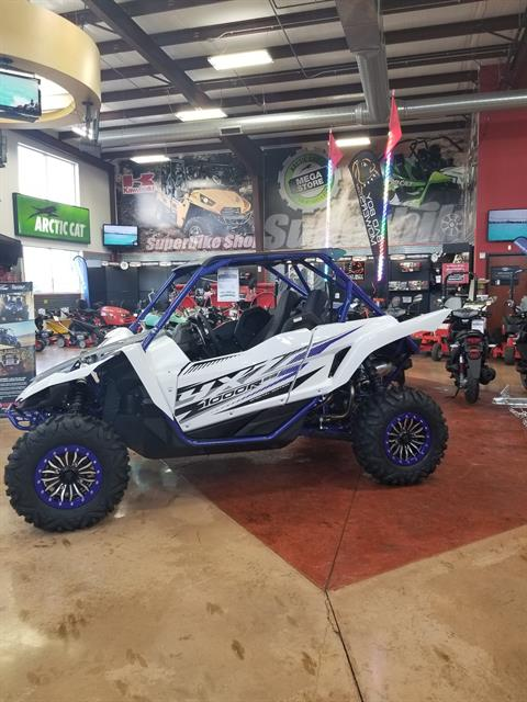 2019 Yamaha YXZ1000R SS SE in Evansville, Indiana - Photo 7