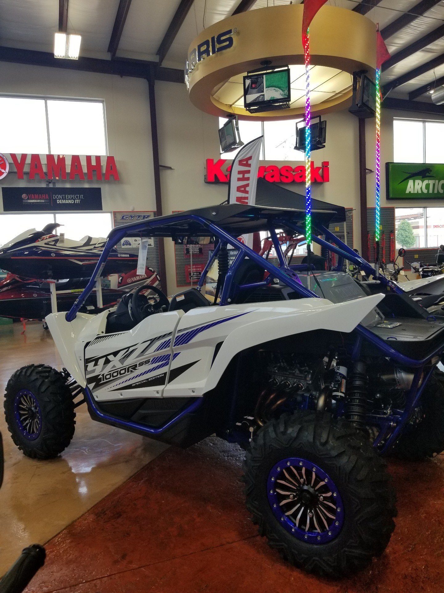 2019 Yamaha YXZ1000R SS SE in Evansville, Indiana - Photo 9