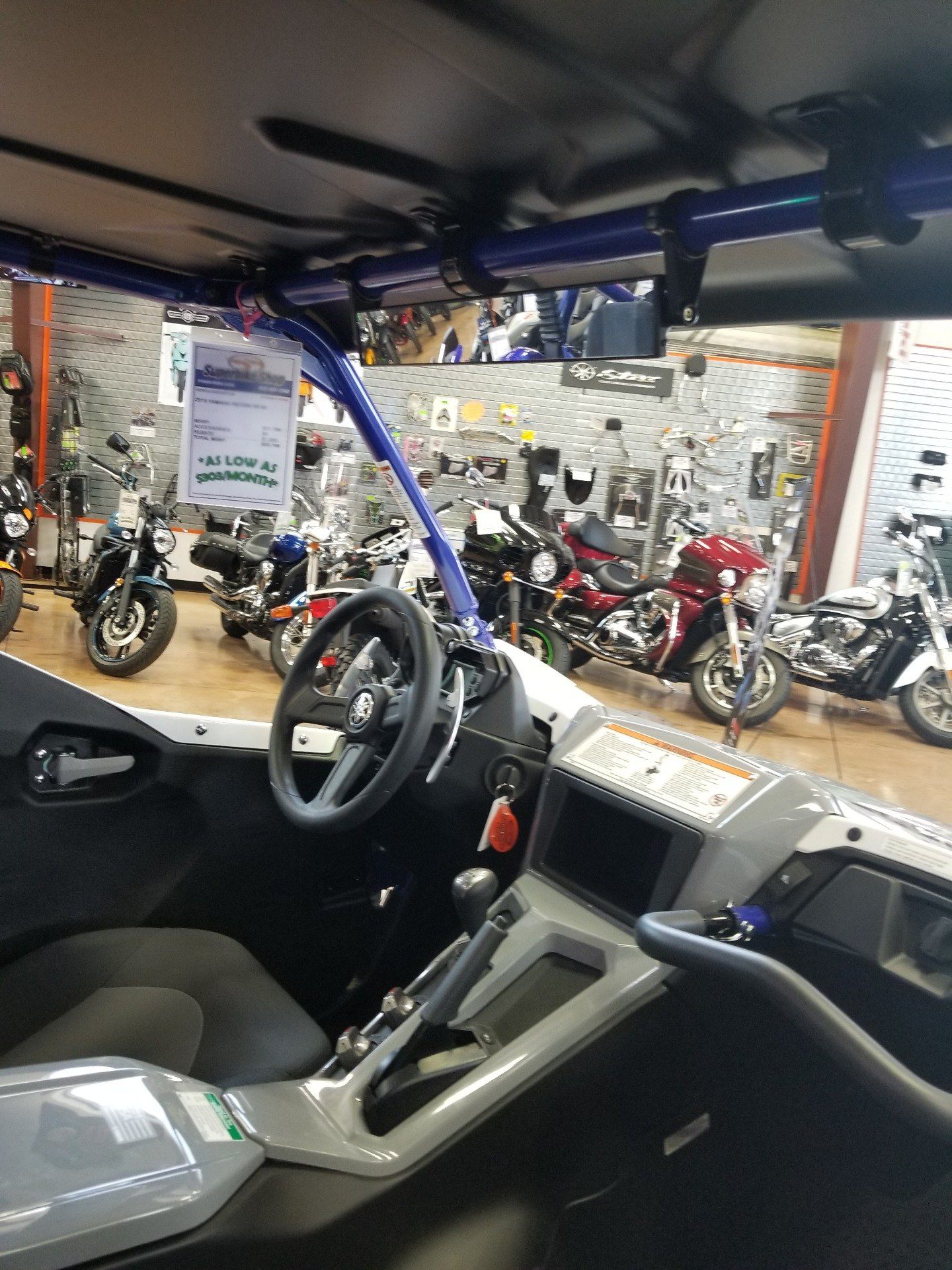 2019 Yamaha YXZ1000R SS SE in Evansville, Indiana - Photo 16