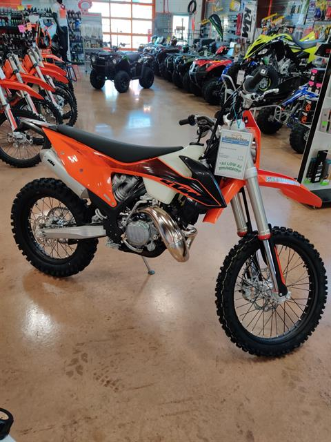 2020 KTM 150 XC-W TPI in Evansville, Indiana - Photo 1