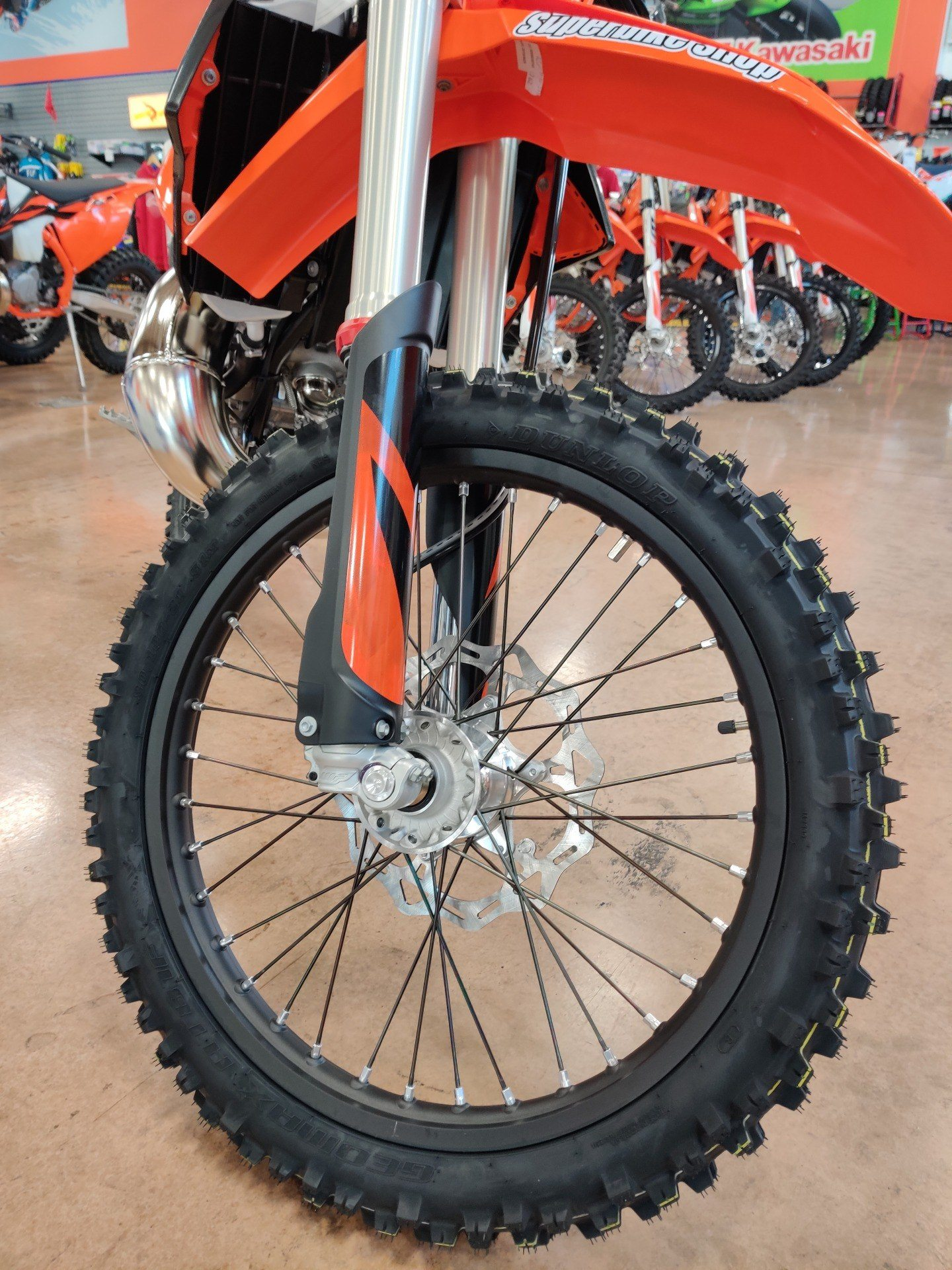 2020 KTM 150 XC-W TPI in Evansville, Indiana - Photo 3
