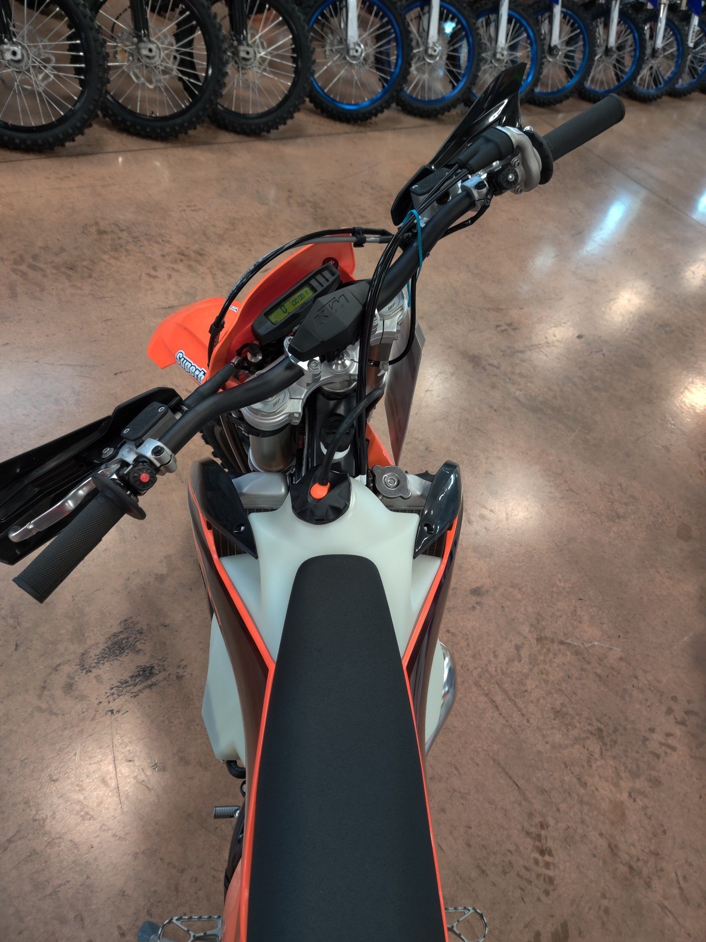2020 KTM 150 XC-W TPI in Evansville, Indiana - Photo 4