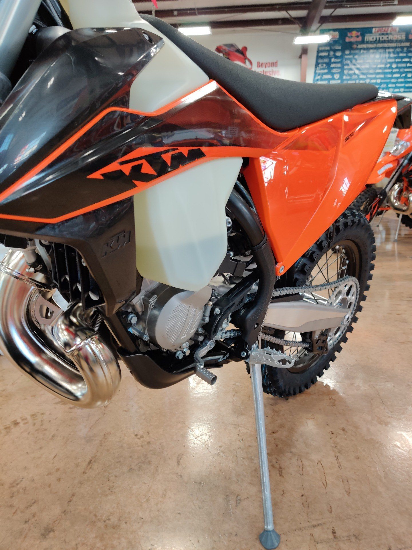 2020 KTM 150 XC-W TPI in Evansville, Indiana - Photo 5