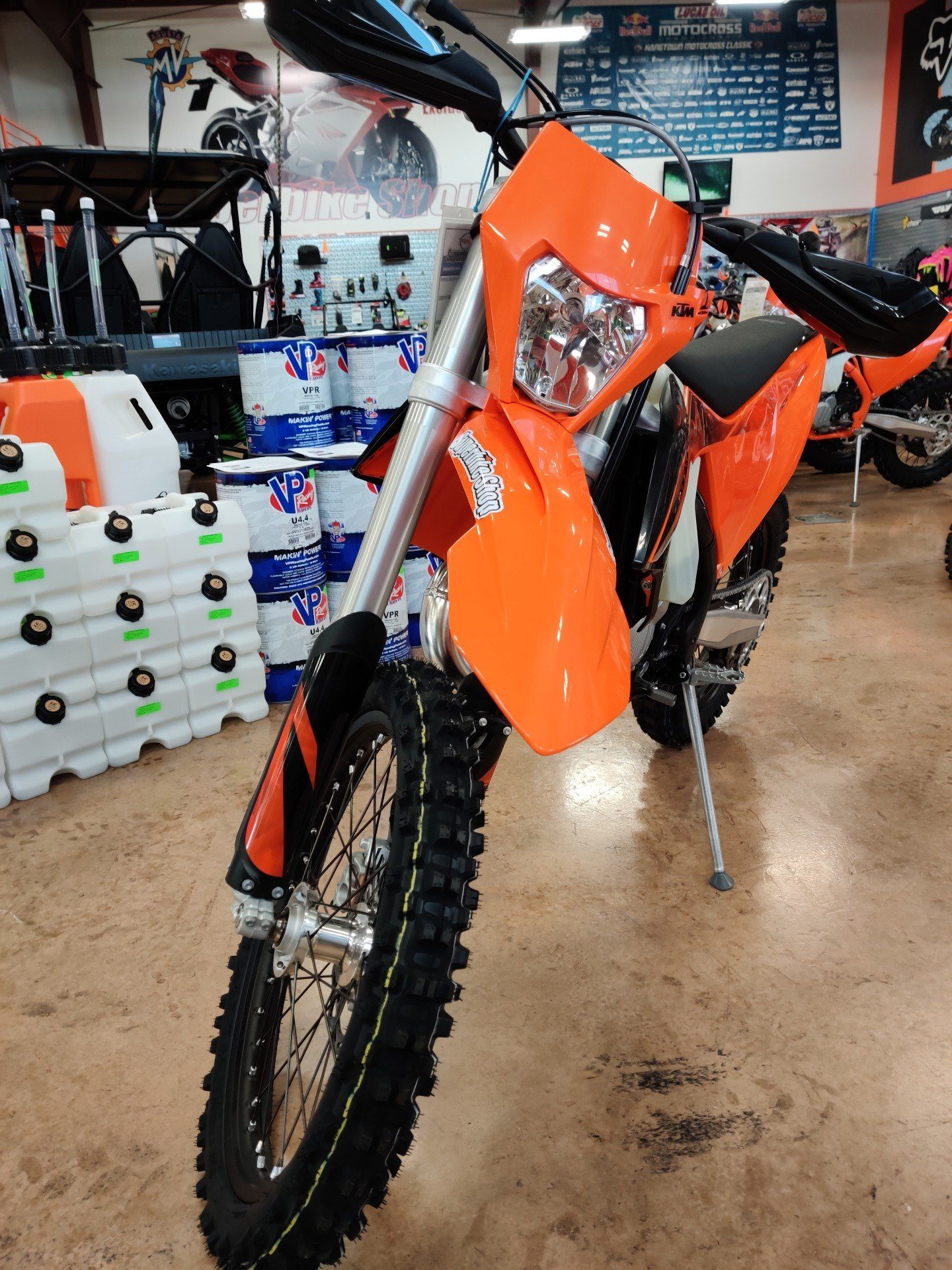 2020 KTM 150 XC-W TPI in Evansville, Indiana - Photo 6