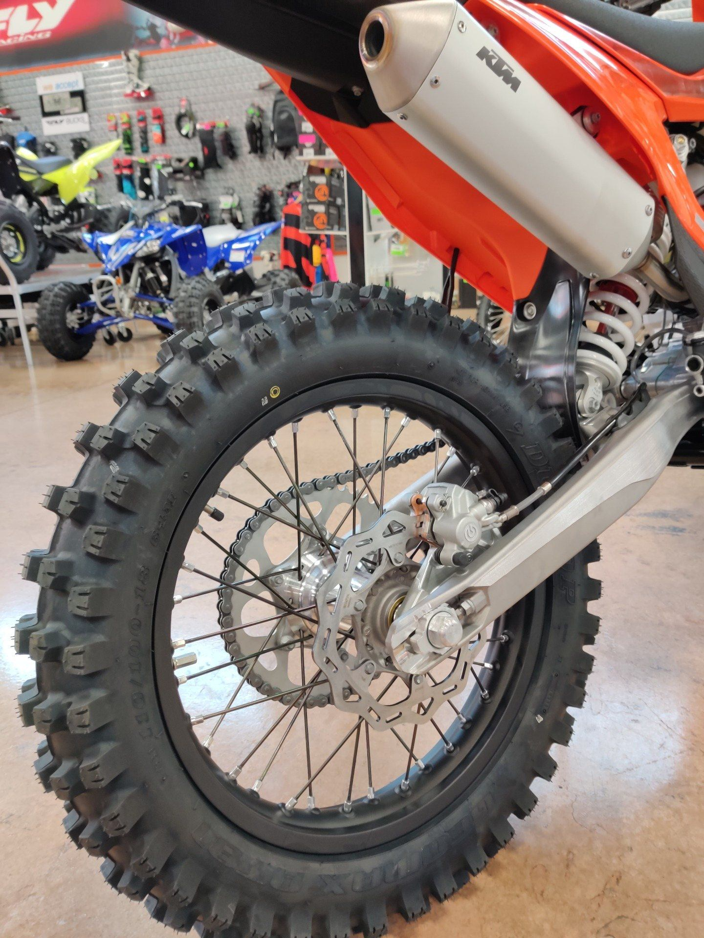 2020 KTM 150 XC-W TPI in Evansville, Indiana - Photo 7