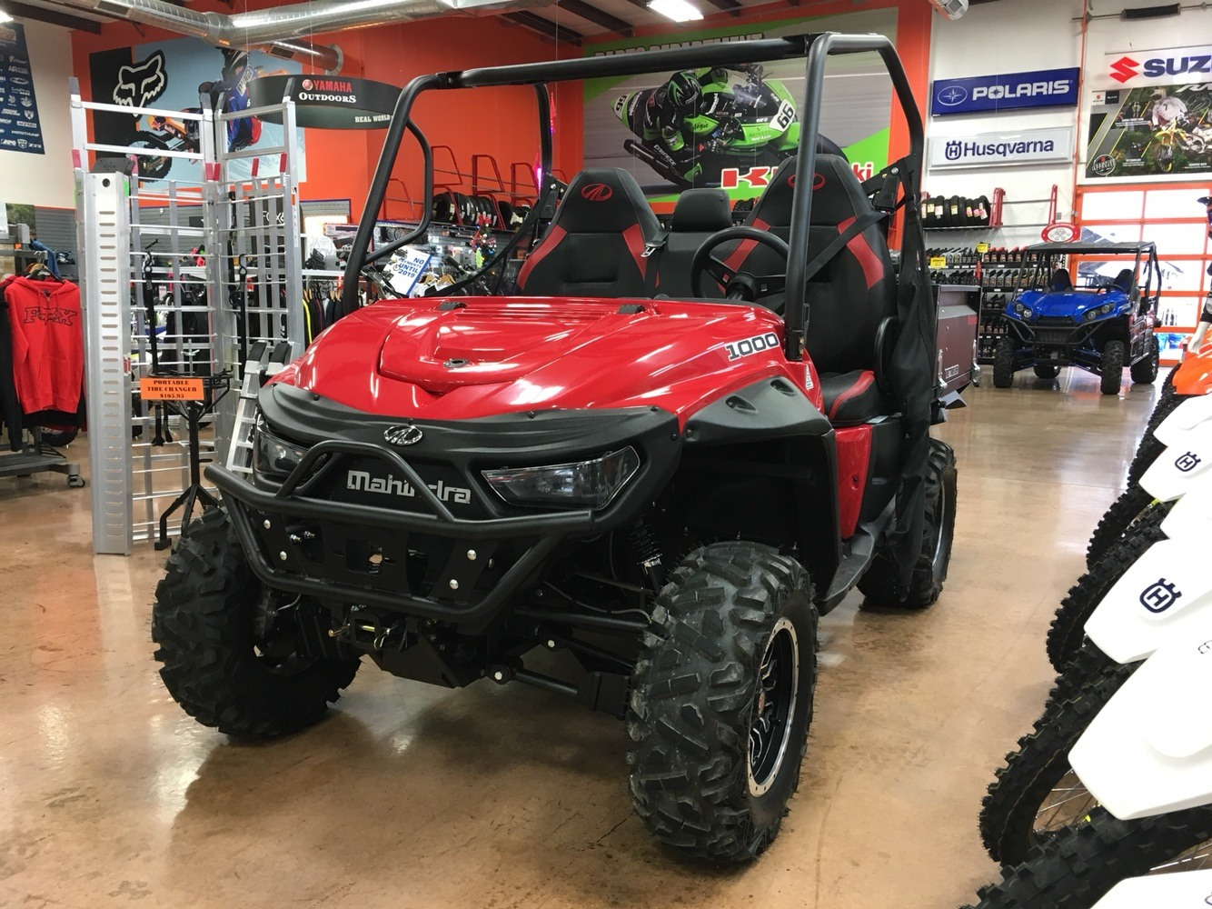 2018 Mahindra Retriever 1000 Gas Standard in Evansville, Indiana - Photo 3