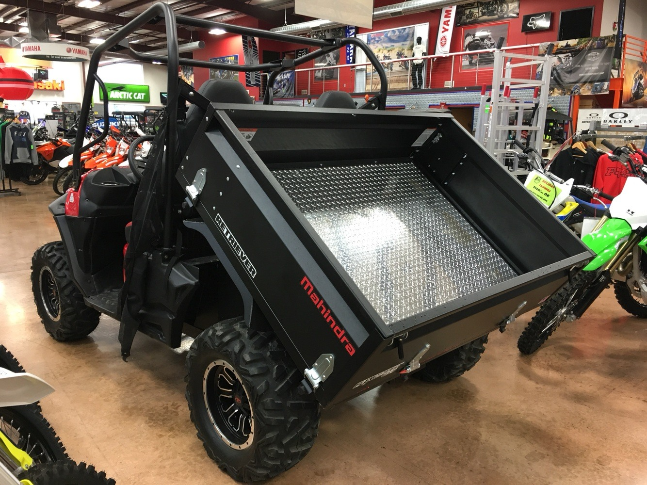 2018 Mahindra Retriever 1000 Gas Standard in Evansville, Indiana - Photo 21