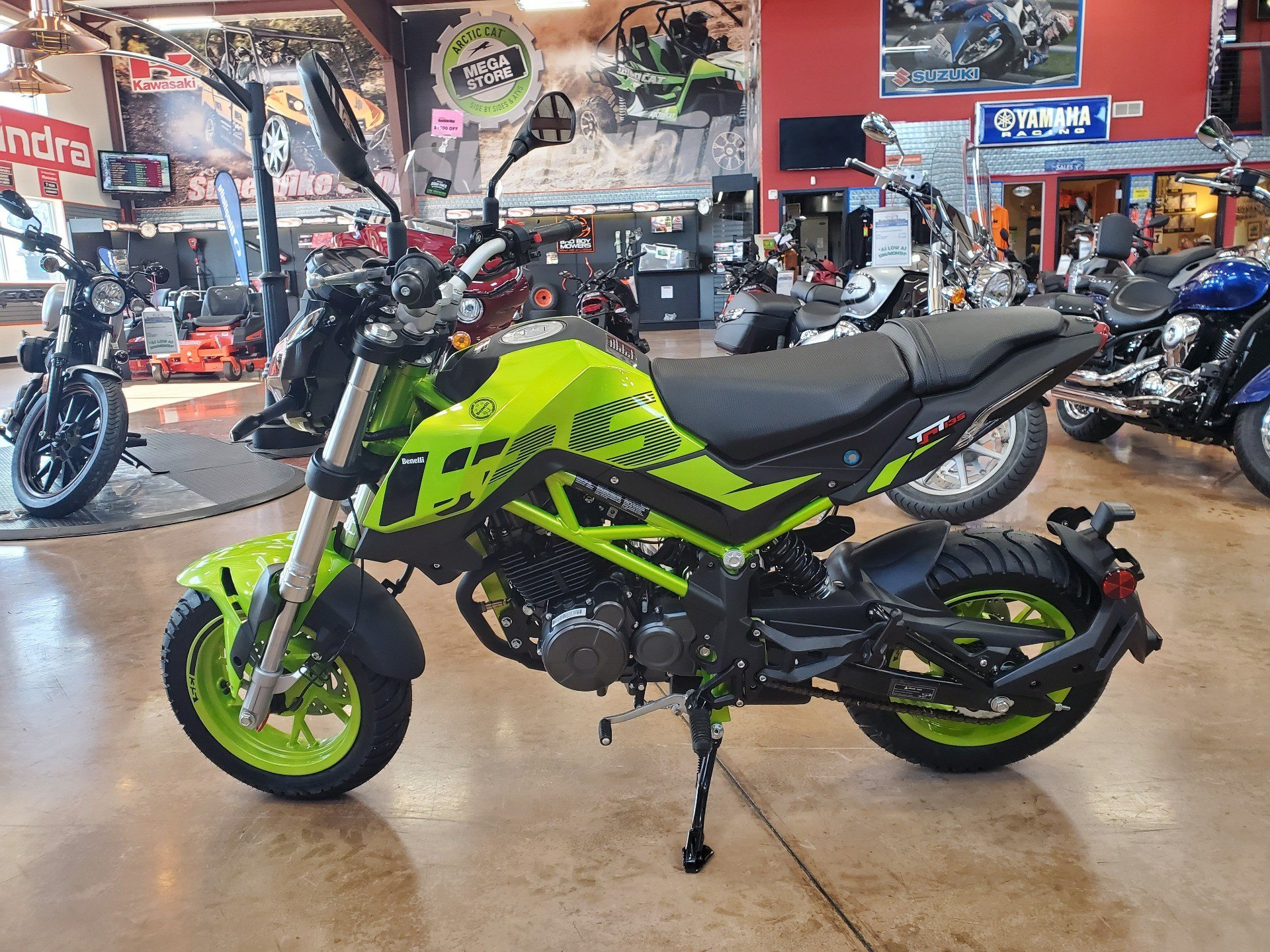 2021 Benelli TNT135 in Evansville, Indiana - Photo 5