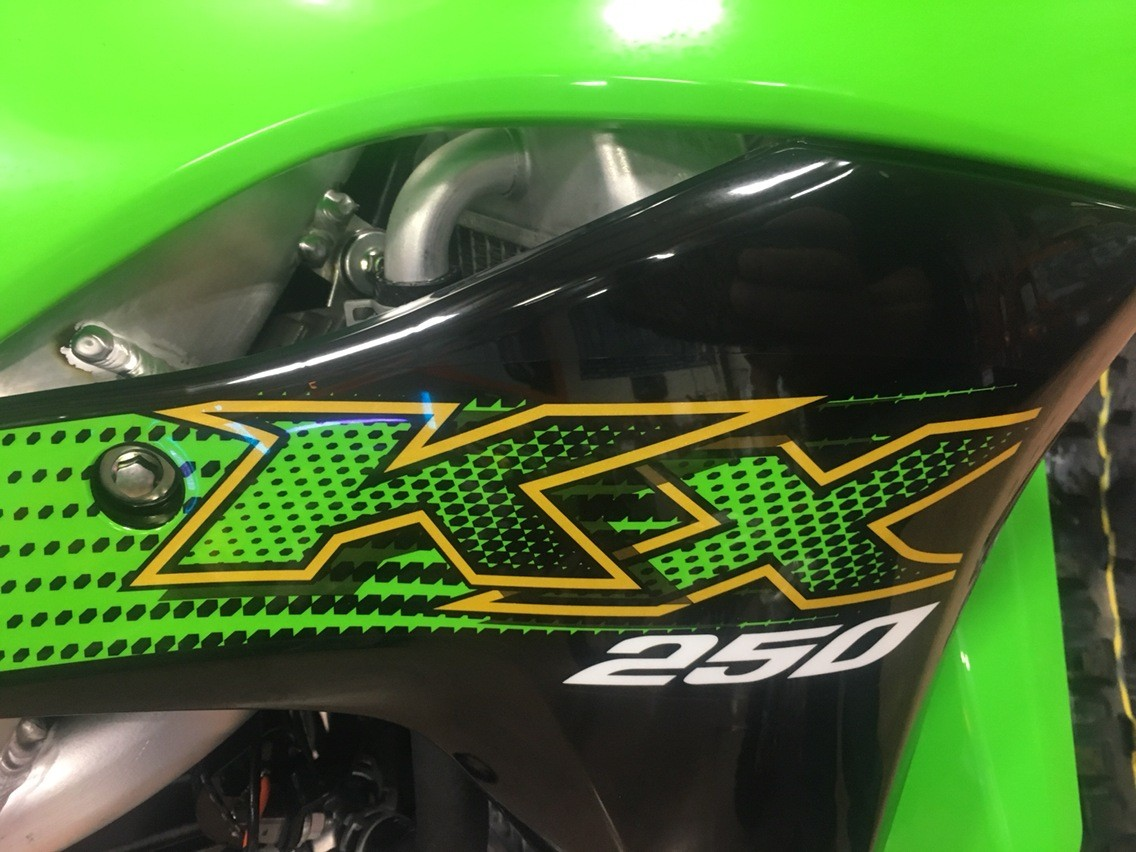2020 Kawasaki KX 250 in Evansville, Indiana - Photo 2