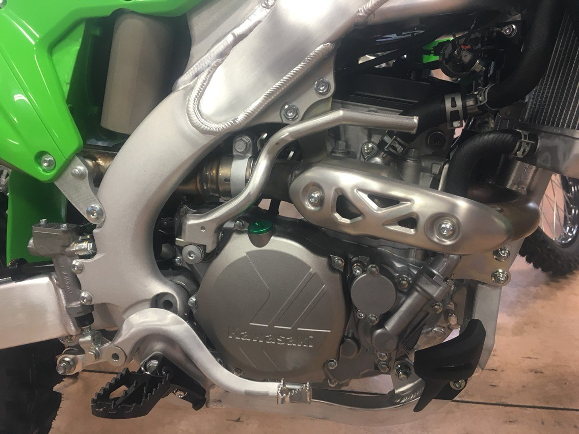 2020 Kawasaki KX 250 in Evansville, Indiana - Photo 3