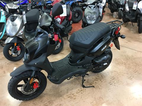 2019 Genuine Scooters Roughhouse 50 in Evansville, Indiana