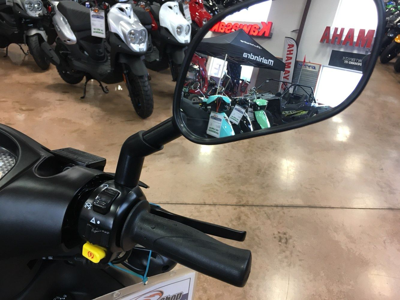 2019 Genuine Scooters Roughhouse 50 in Evansville, Indiana - Photo 11