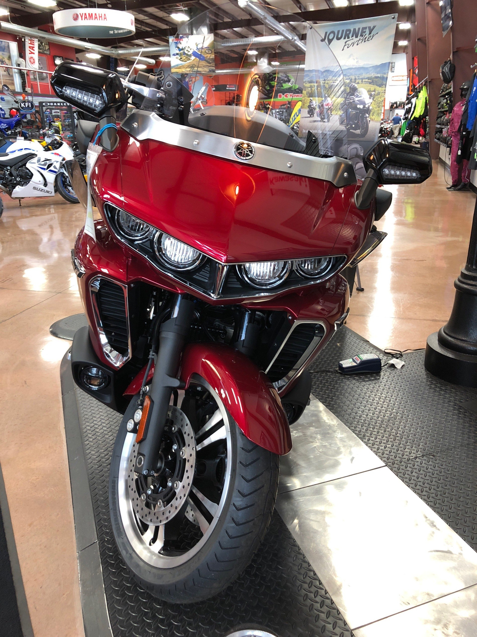 2018 Yamaha Star Venture in Evansville, Indiana - Photo 3