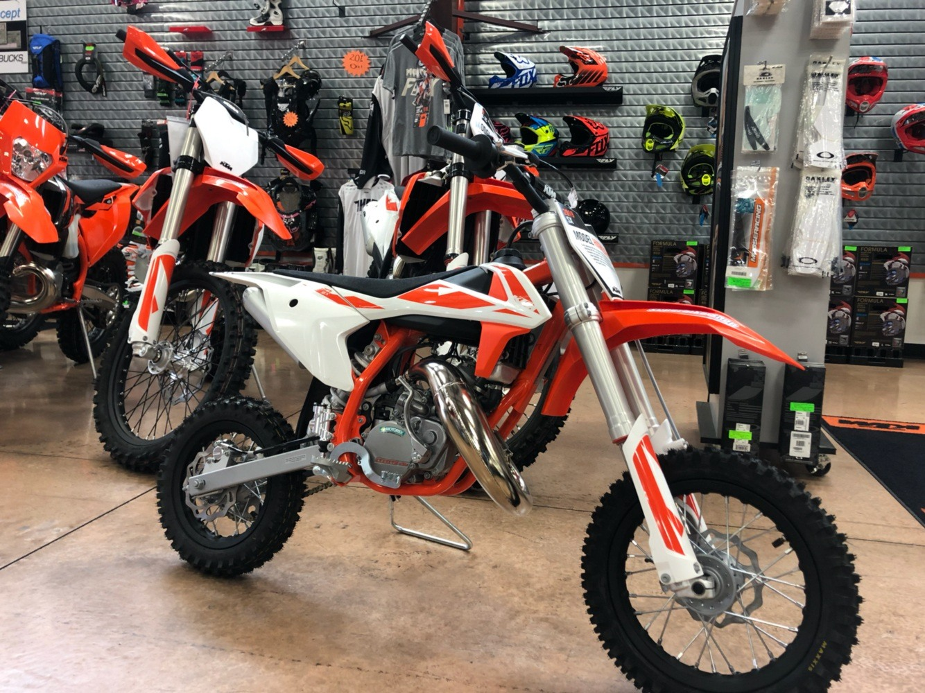 2019 KTM 50 SX in Evansville, Indiana - Photo 1
