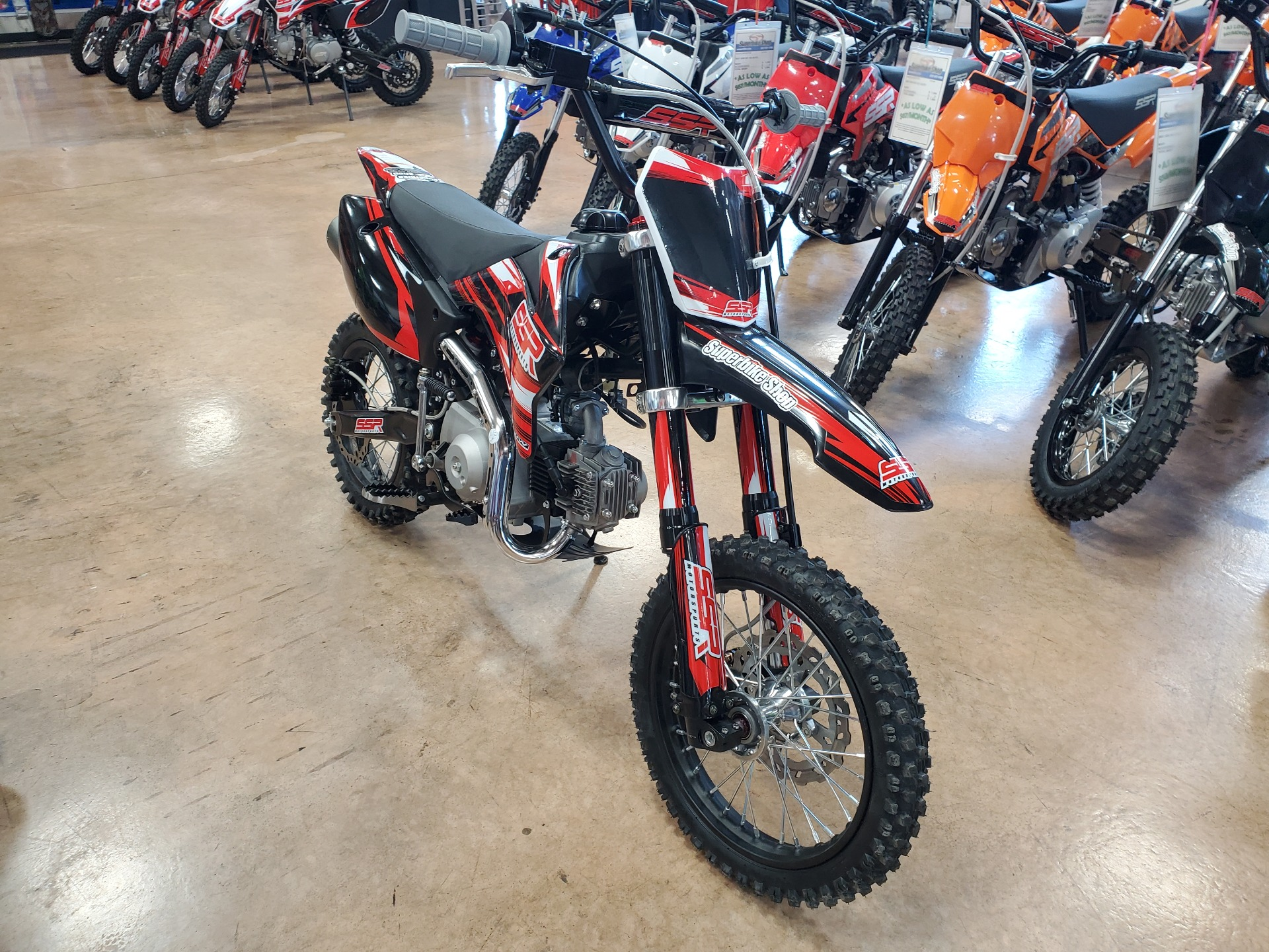 2021 SSR Motorsports SR110TR in Evansville, Indiana - Photo 3