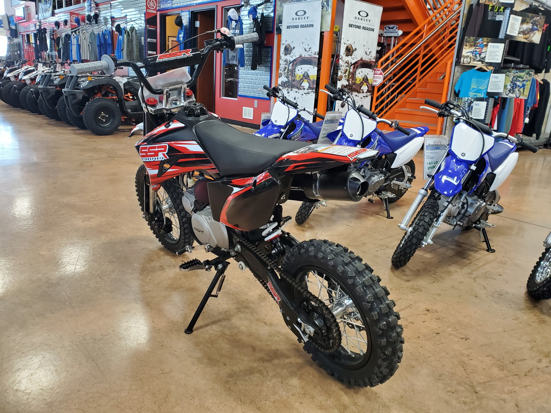 2021 SSR Motorsports SR110TR in Evansville, Indiana - Photo 5