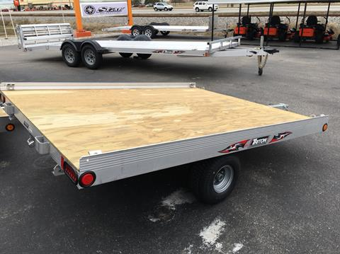 2019 Triton Trailers ATV88 in Evansville, Indiana - Photo 4