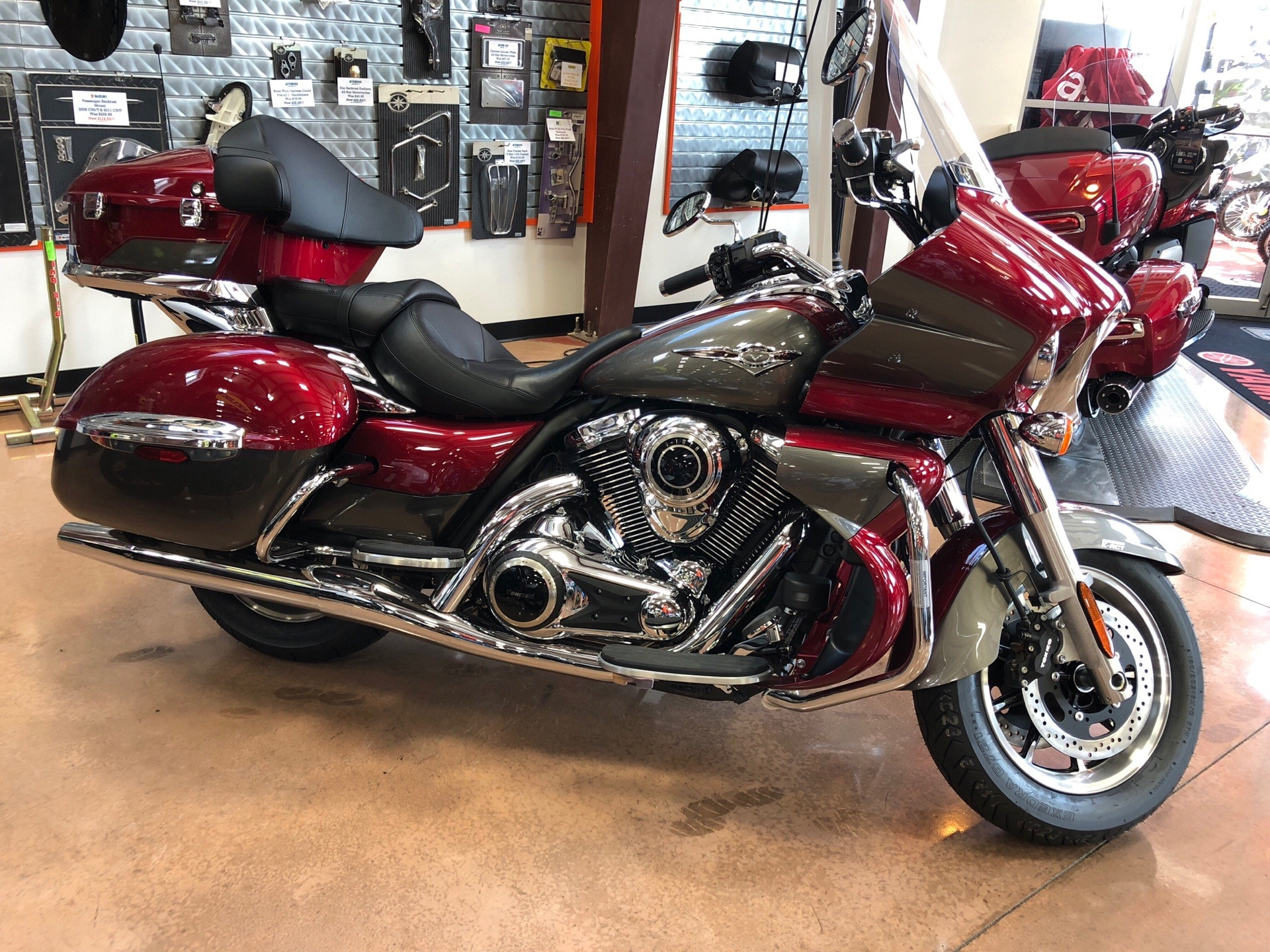 New 2018 Kawasaki Vulcan 1700 Voyager Abs Motorcycles In Evansville Fuel Filter Indiana