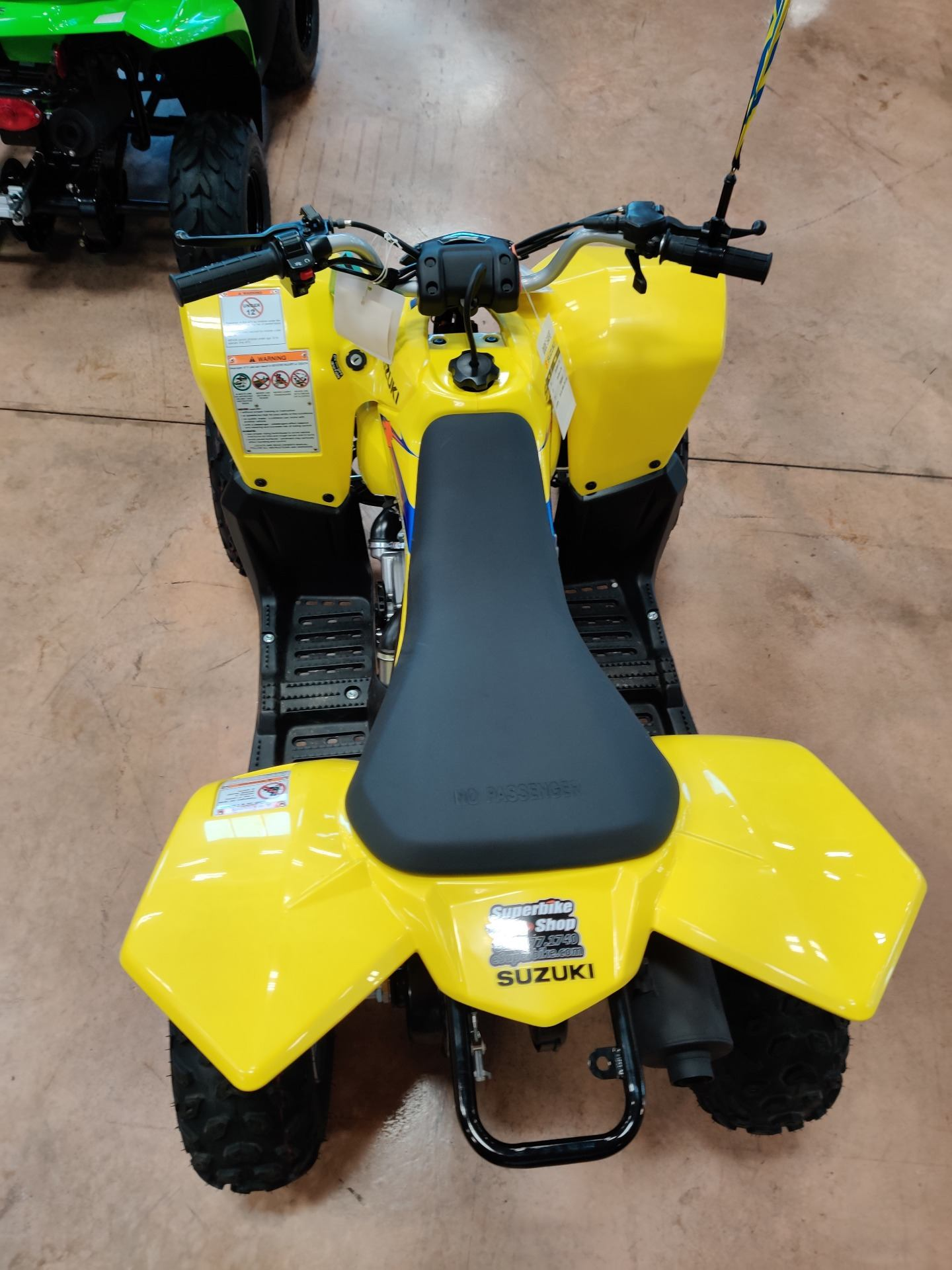 2019 Suzuki QuadSport Z90 in Evansville, Indiana - Photo 1