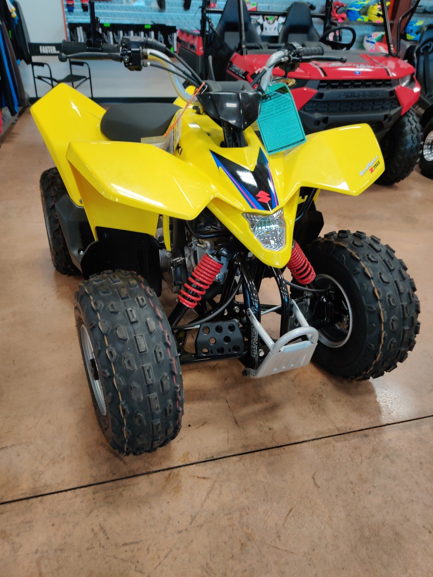 2019 Suzuki QuadSport Z90 in Evansville, Indiana - Photo 2