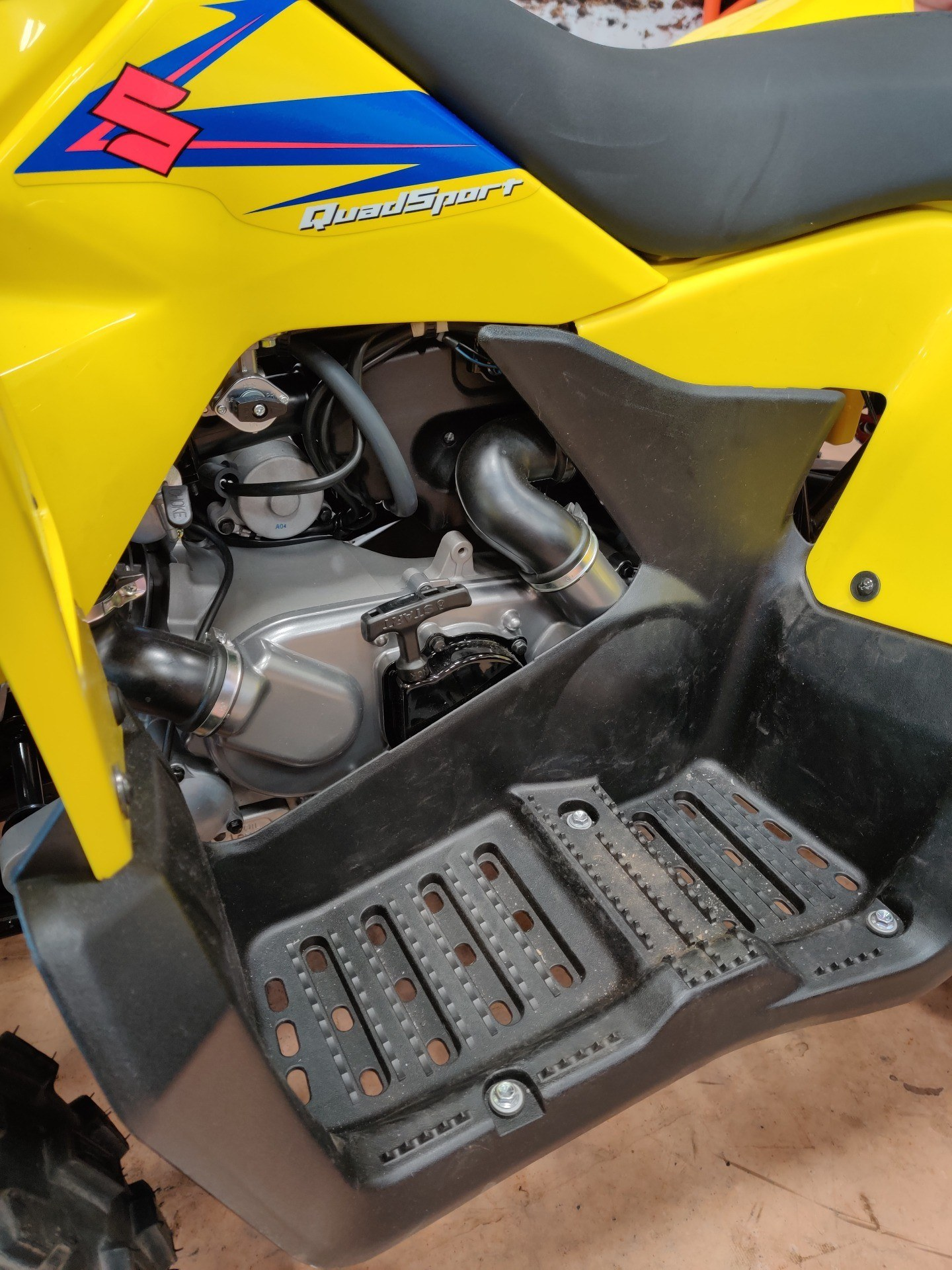 2019 Suzuki QuadSport Z90 in Evansville, Indiana - Photo 3