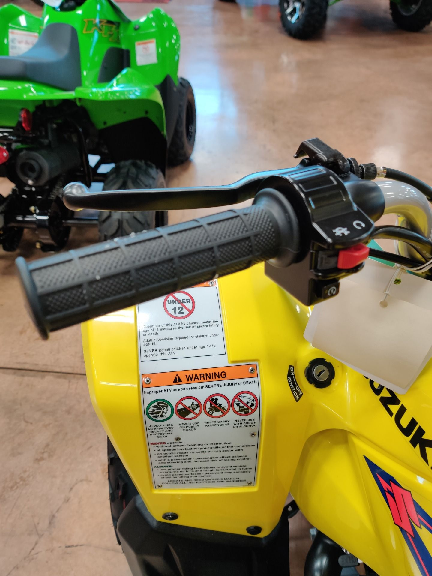 2019 Suzuki QuadSport Z90 in Evansville, Indiana - Photo 5