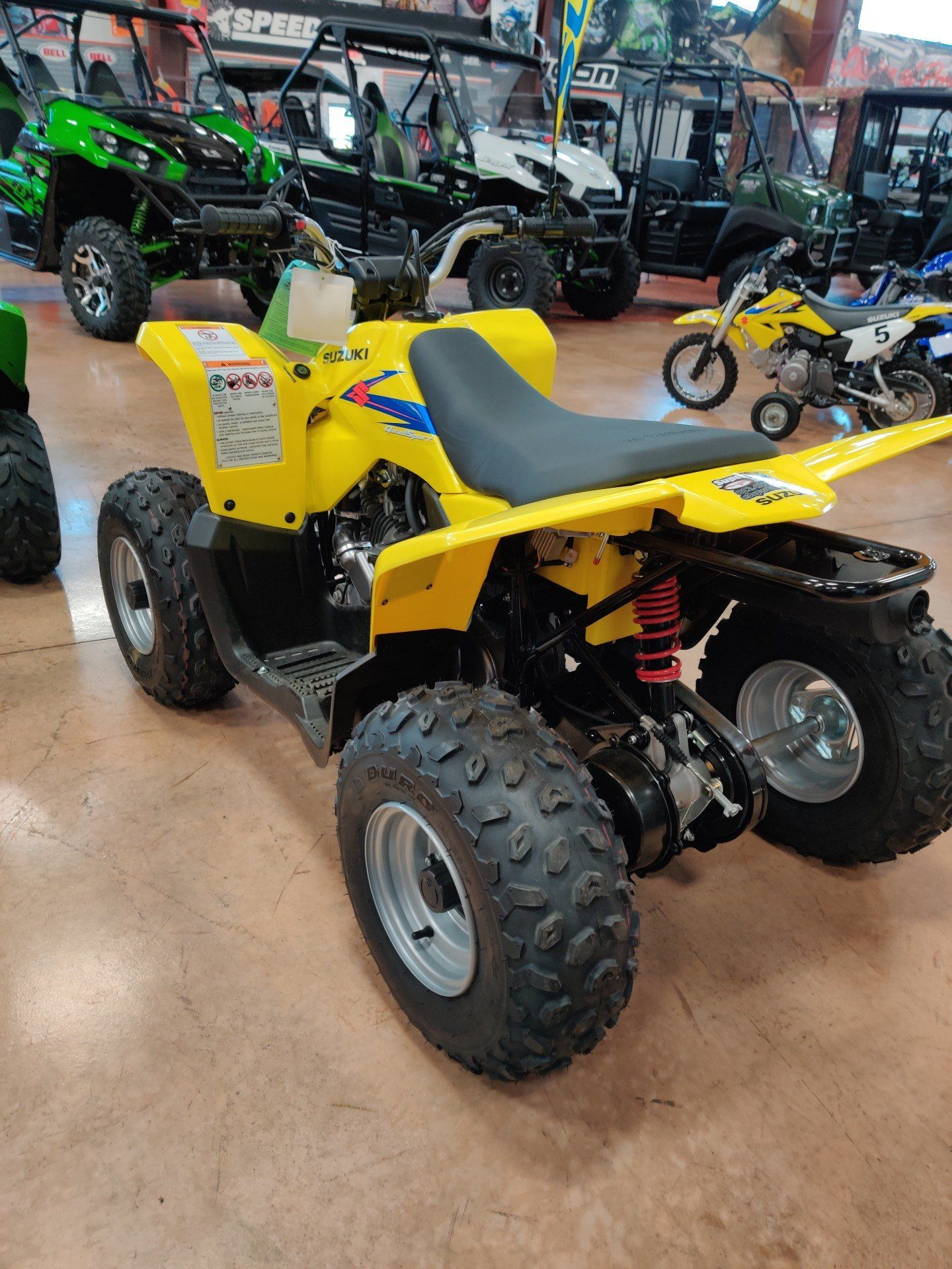 2019 Suzuki QuadSport Z90 in Evansville, Indiana - Photo 6