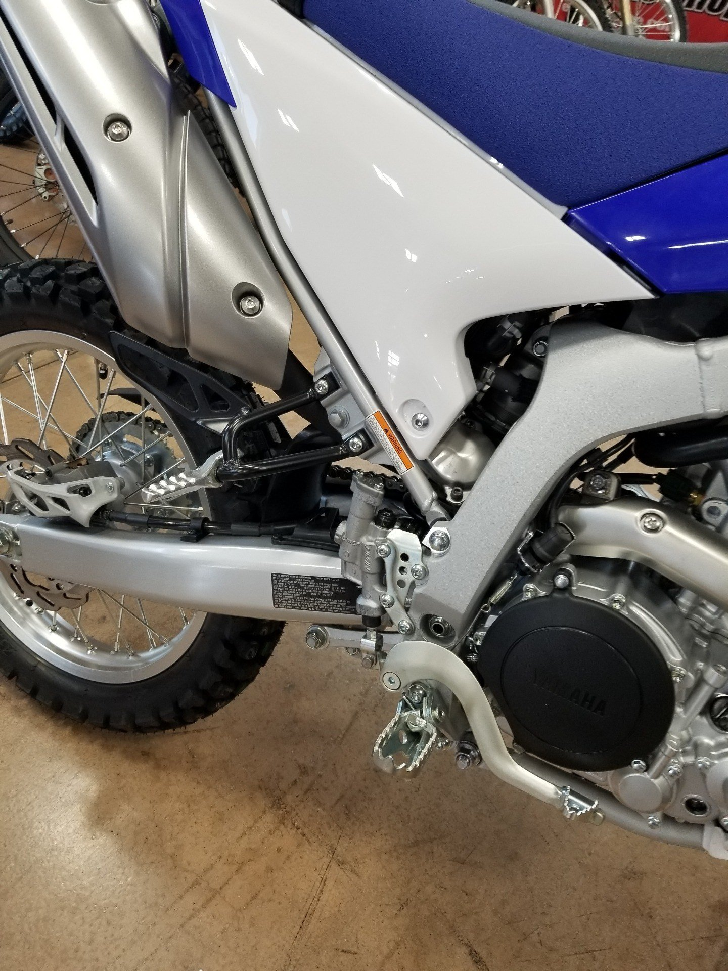 2019 Yamaha WR250R in Evansville, Indiana - Photo 3