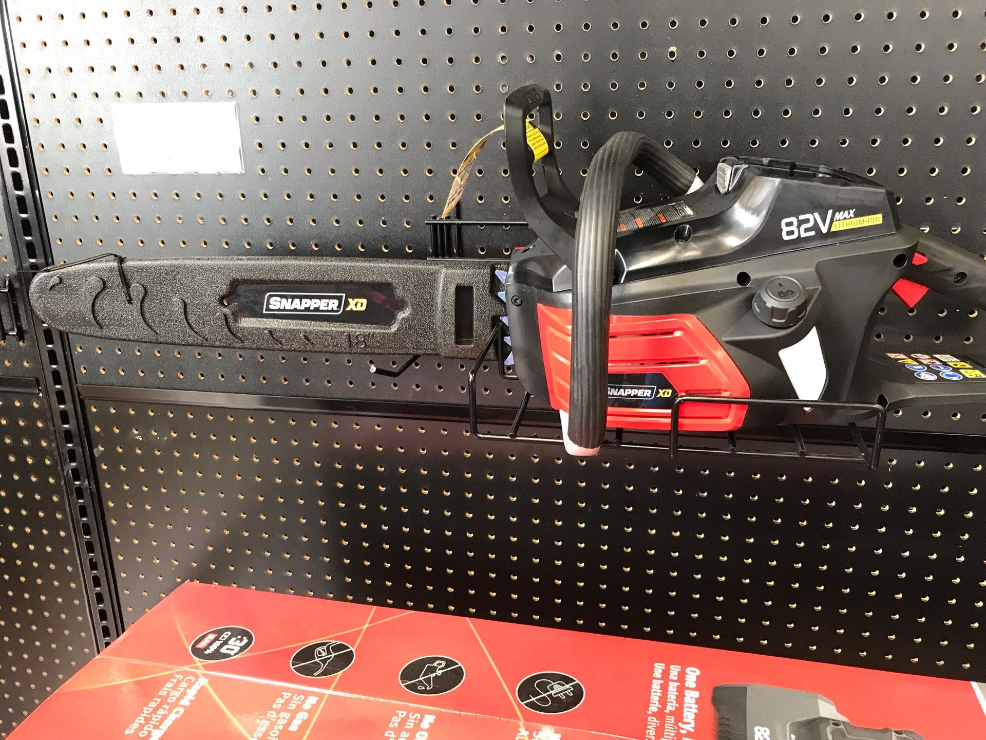 Snapper 82V Max Cordless Chainsaw in Evansville, Indiana - Photo 1