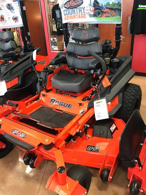 2019 Bad Boy Mowers Rogue 61 in. Vanguard EFI 993 cc in Evansville, Indiana - Photo 3