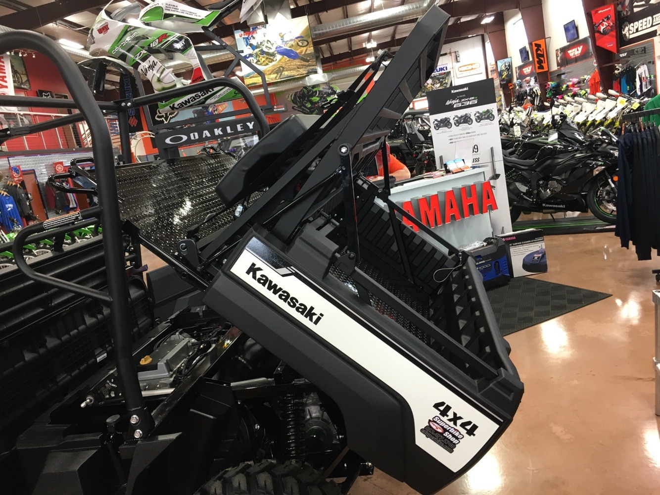 2019 Kawasaki Mule PRO-FXT EPS in Evansville, Indiana - Photo 34